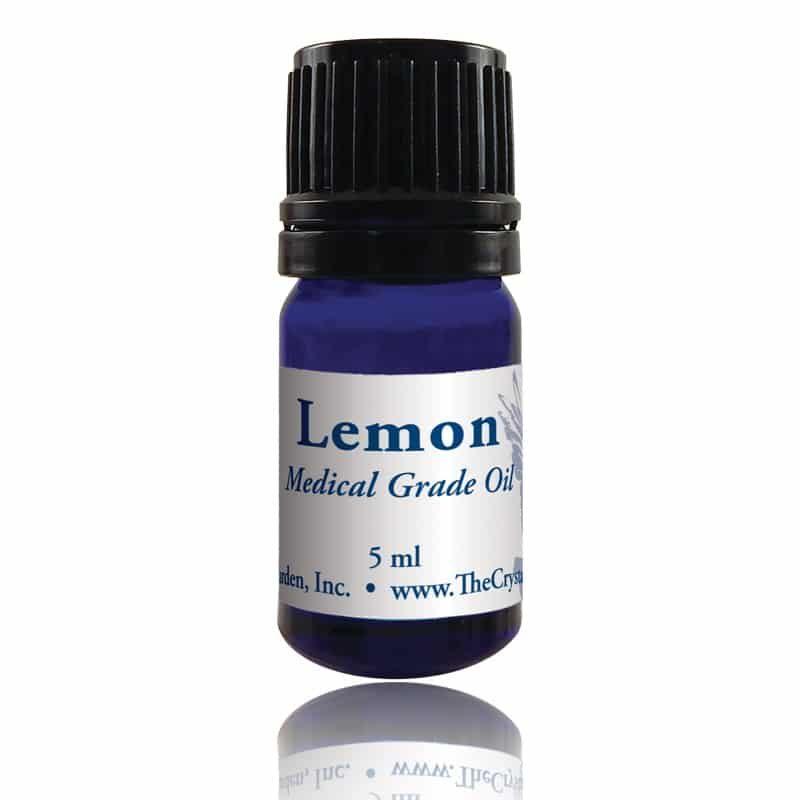 Lemon Essential Oil 5 ml