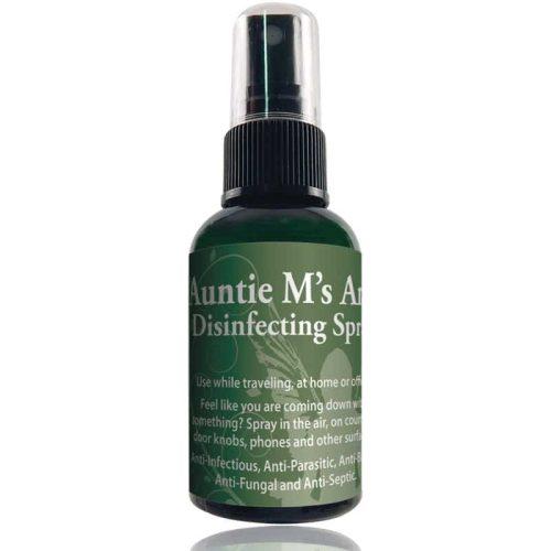 Auntie M's Anti Disinfecting Spray
