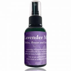 Lavender Mist 2 oz bottle