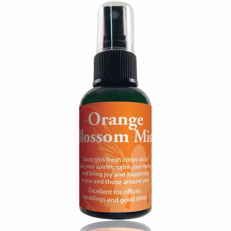Orange Blossom Mist