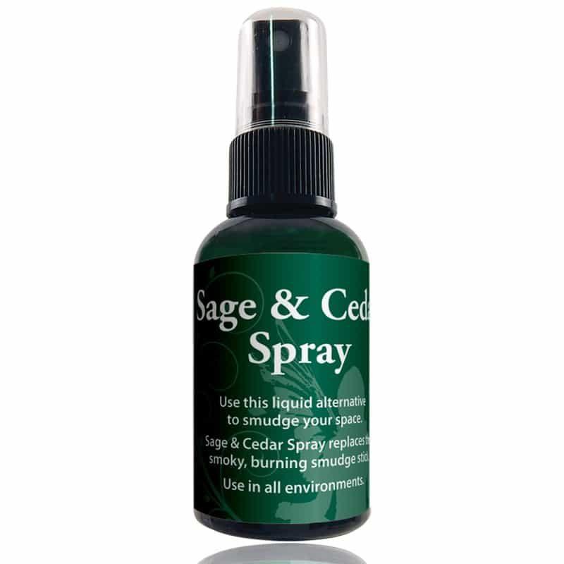 Sage and Cedar Spray