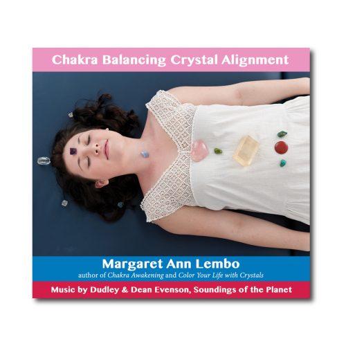 Chakra Balance Crystal Alignment CD