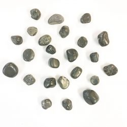 Pyrite Tumbled Pieces