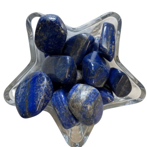 Lapis Lazuli Pebble 1 - 2 inchh