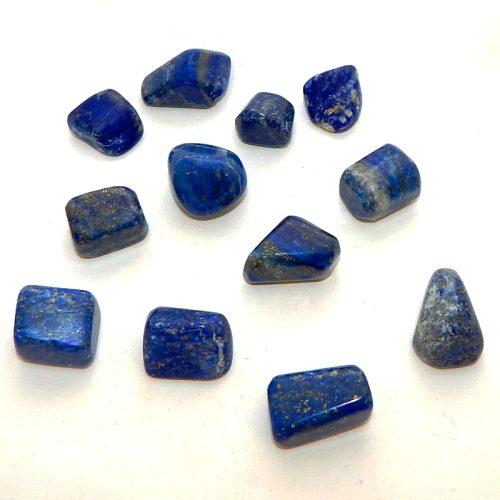 Lapis Lazuli Tumbled Stone