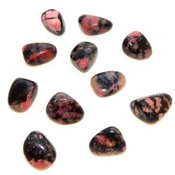 Rhodonite Tumbled Stone
