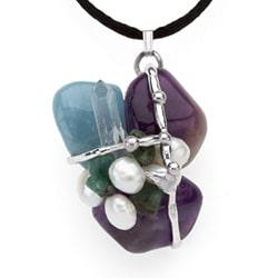 Ask Believe Receive Amulet Pendant