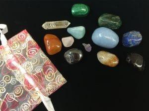 Crystal Intention: Chakra Balancing Crystal Alignment