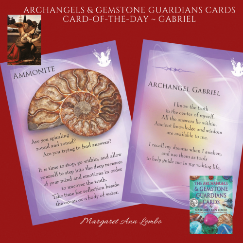 Archangels and Gemstone Guardians Cards