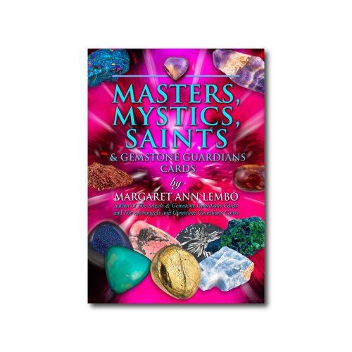 Masters, Mystics, Saints and Gemstone Guardians Cards