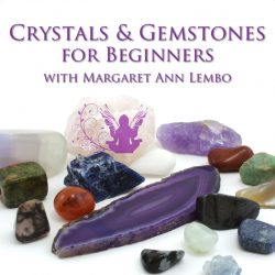 Crystals and Gemstones for Beginners Learn Online ZOOM event