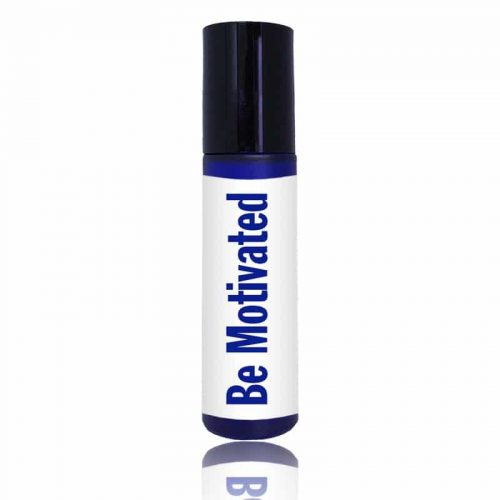 Be Motivated Aromatherapy Roll ON