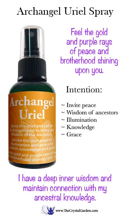 Archangel Uriel Aromatic Spray
