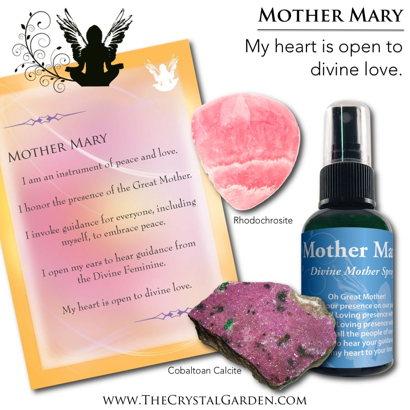 Tools for Mother Mary