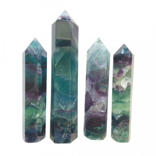 Fluorite standing point cover