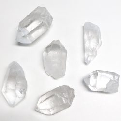 Clear Quartz Crystal Point