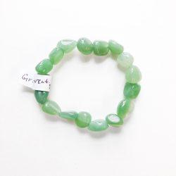 Green Aventurine Nugget Bracelet