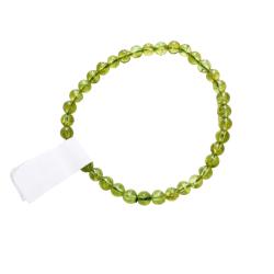 Peridot Bracelet 6 mm