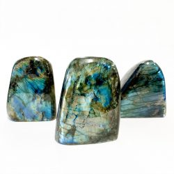 Labradorite Freeform Standing Pieces