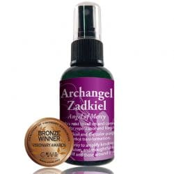 Archangel Zadkiel with 2020 Bronze COVR Award