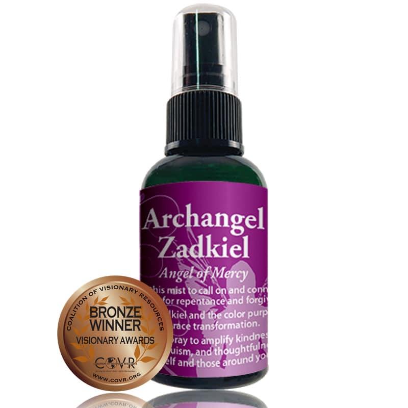 Archangel Zadkiel with 2020 Bronze COVR Award