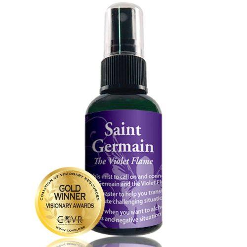 Saint Germain 2020 Gold COVR Award