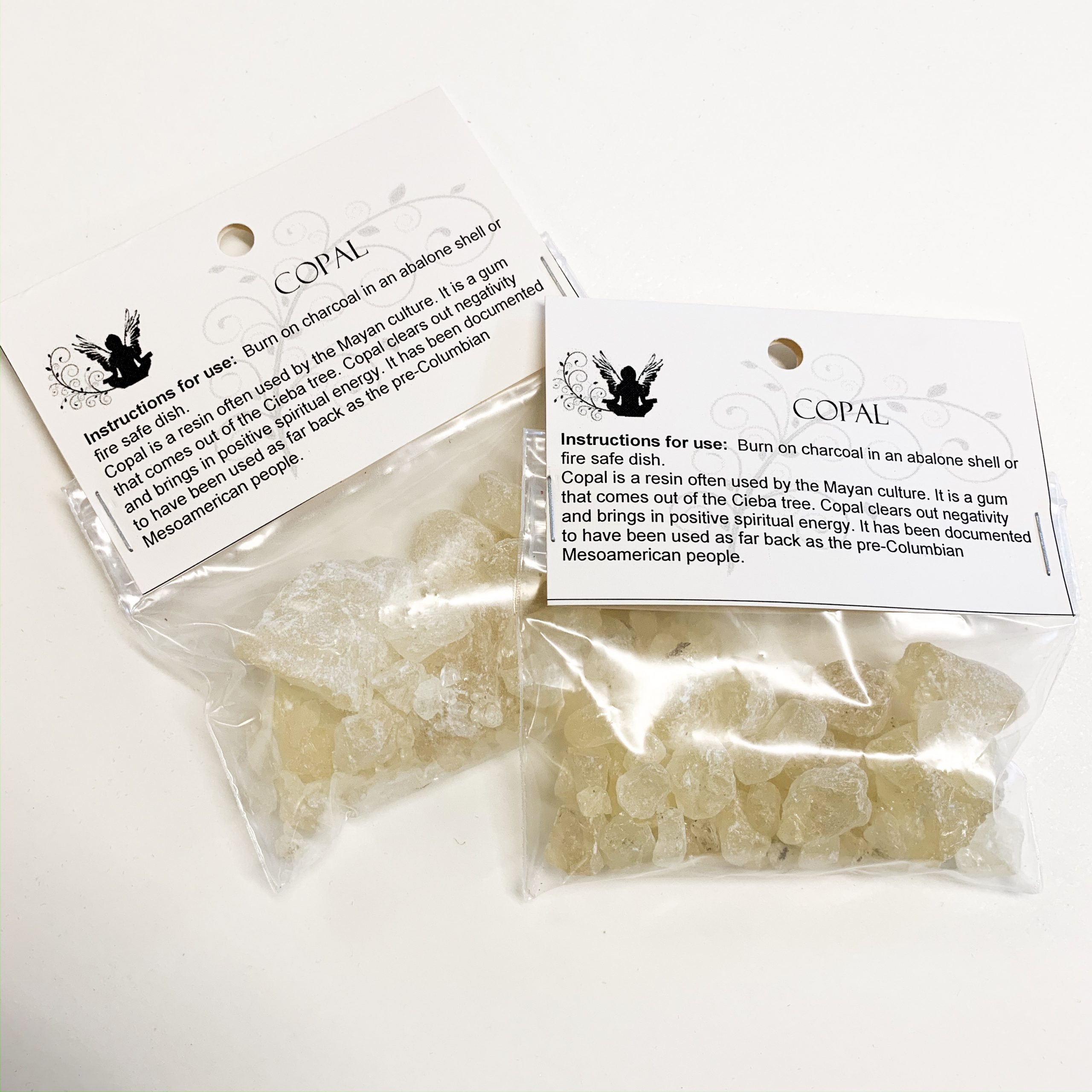 Copal Resin To Clear Out Negativity And Bring In Positive Spiritual Energy