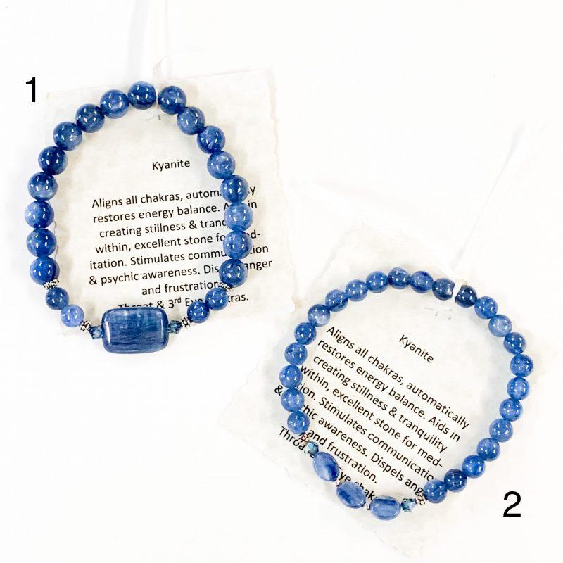 Kyanite Bracelets