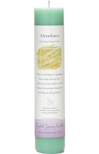 Abundance Tall Pillar P001