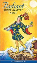 Radiant Rider-Waite Tarot deck only