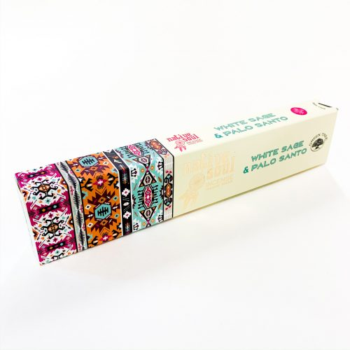 White Sage & Palo Santo Native Soul Incense by Green Tree