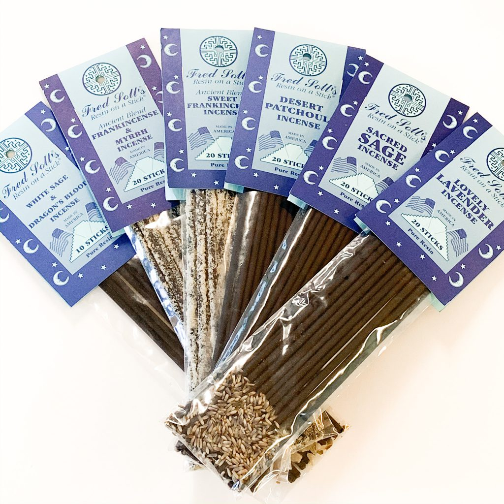 Fred Soll's Incense