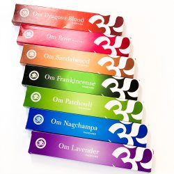 Om Brand Incense - Various Scents
