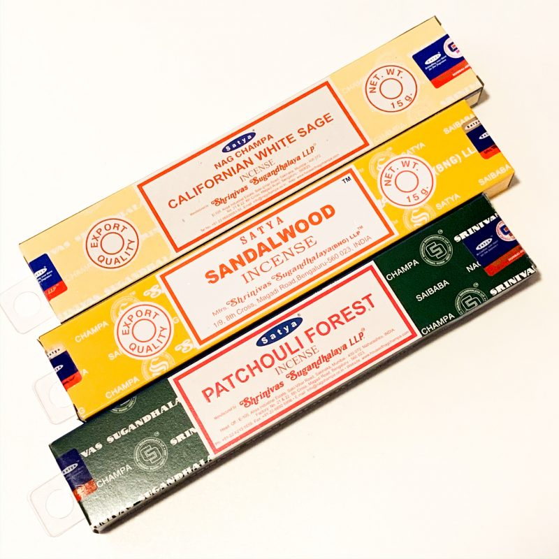 Satya Incense Set 2