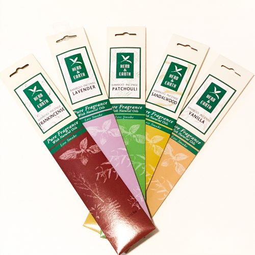 Herb and Earth Bamboo Incense