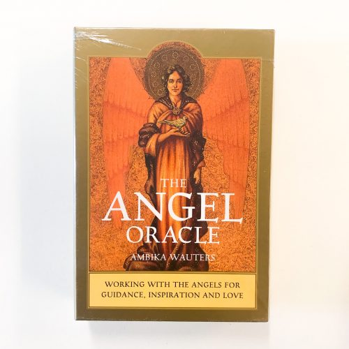 The Angel Oracle by Ambika Wauters