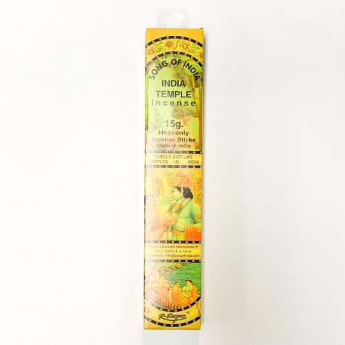 India Temple Incense 15g