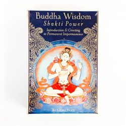 Buddha Wisdom Shakti Power