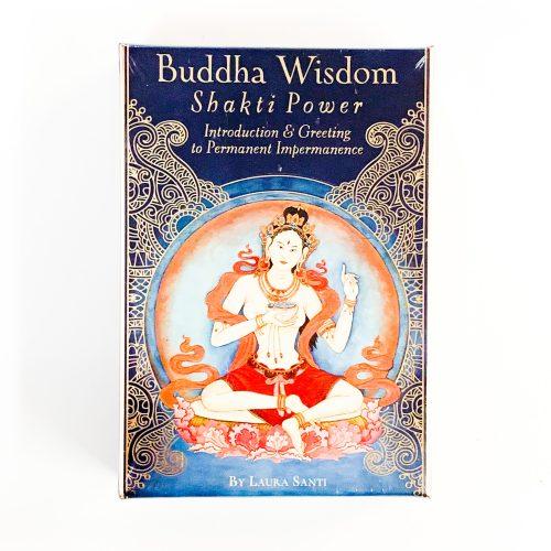 Buddha Wisdom Shakti Power