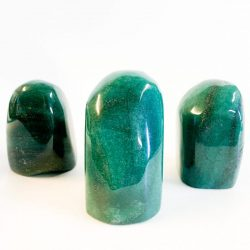 Green Aventurine Standing Stones