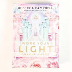 Work Your Light Oracle Cards front