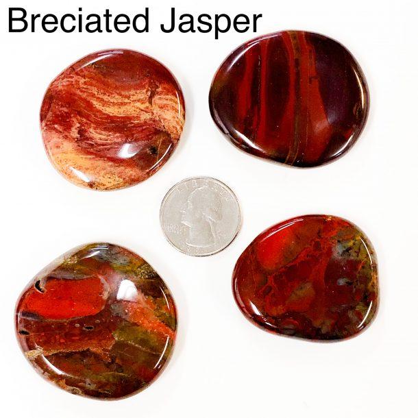 Breciated Jasper