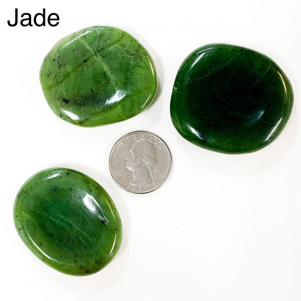 Jade Worry Stone
