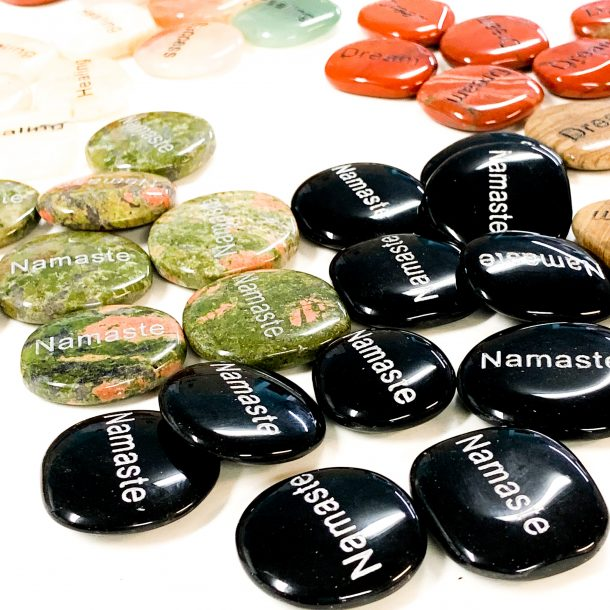 Gemstone Word Stones