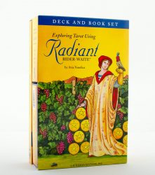 Radiant Rider-Waite Tarot SET