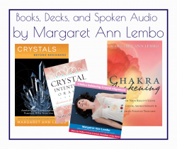 Books, Decks, and Spoken Audio by Margaret Ann Lembo
