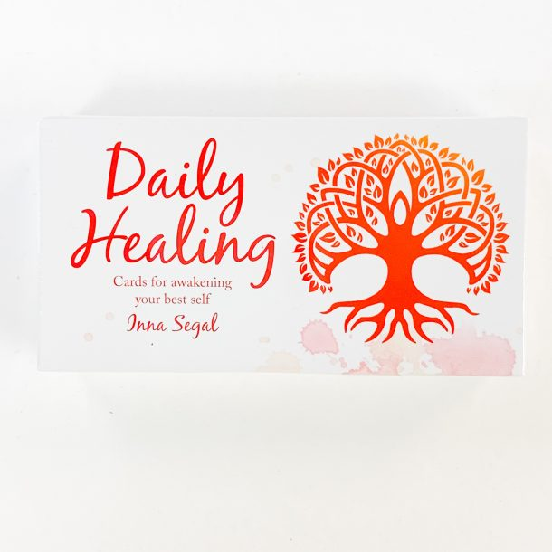 Daily Healing Cards