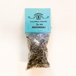 Patchouli Loose Herb