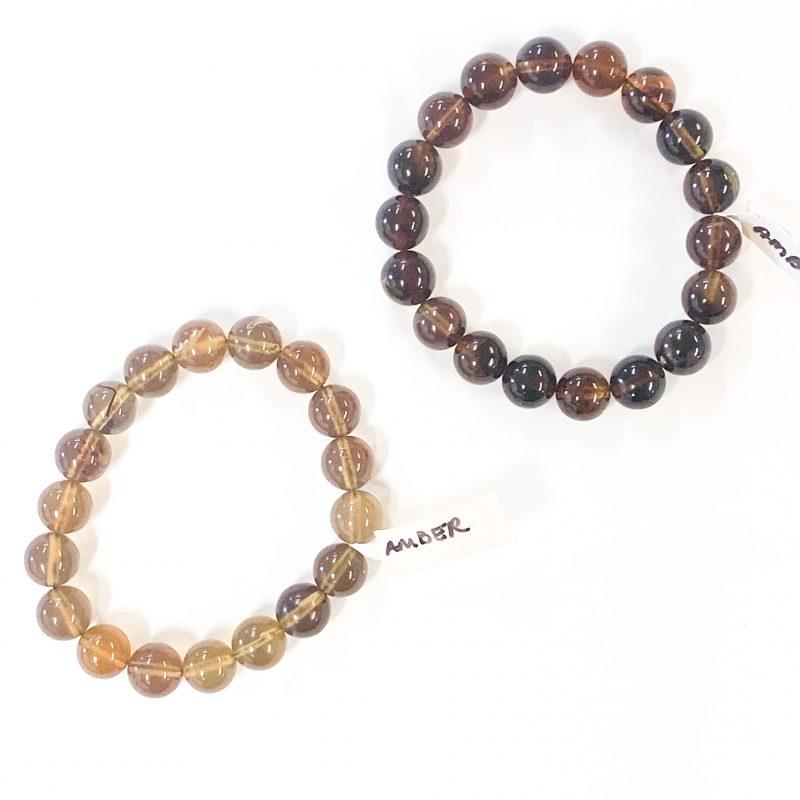 Amber Bracelet 12 mm