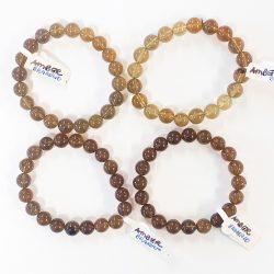 Amber Bracelet 10mm